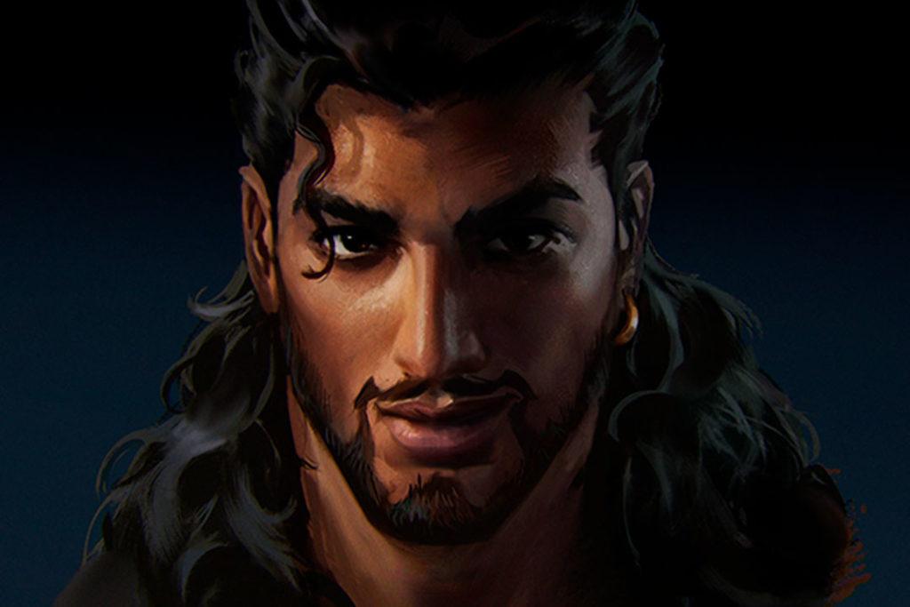 akshan face